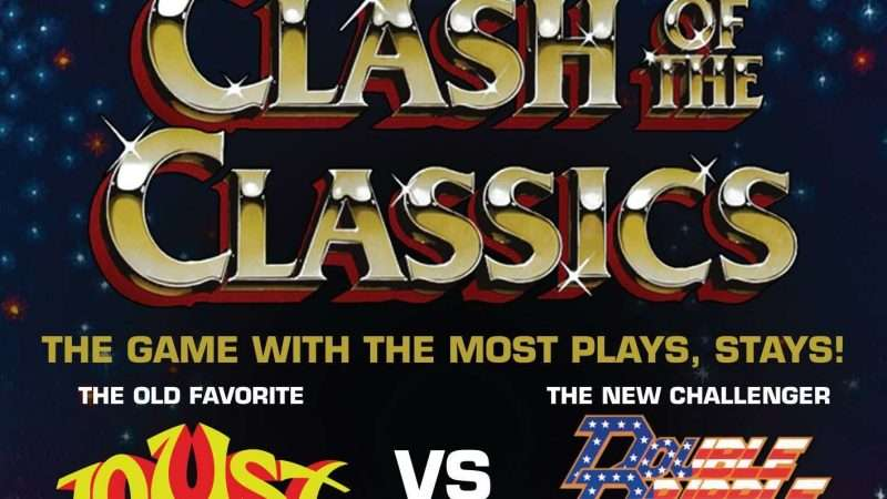 Image for Clash of the Classics – Joust VS Double Dribble