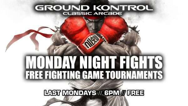 Monday Night Fights