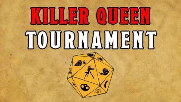Killer Queen July Competitive Clash