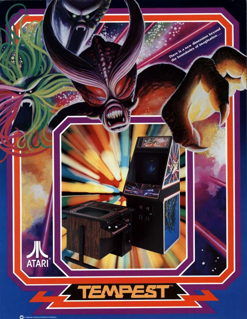 Back in the Arcade: Tempest