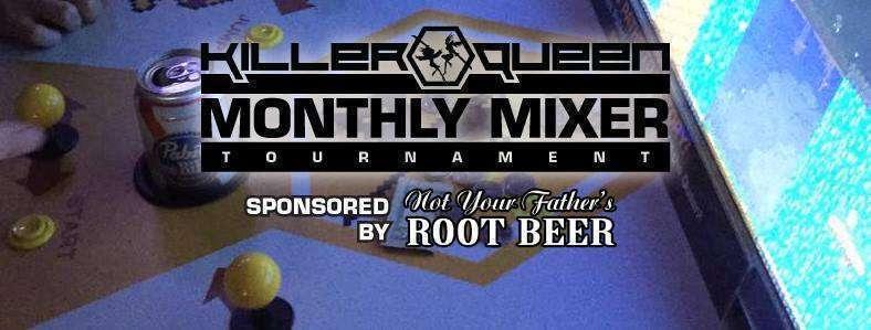 Killer Queen Monthly Mixer Tournament – Sunday 10/2, 7pm