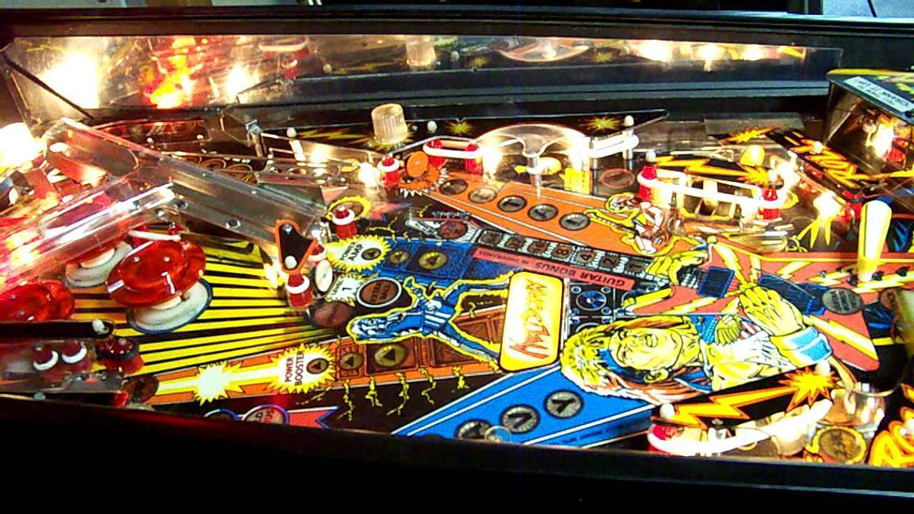 Heavy Metal Pinball Lot: $250 Cash Prize Tournament – Sunday 4/3, 6pm
