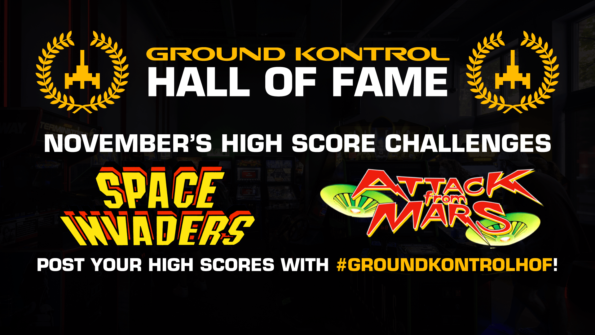 High Score Hall of Fame